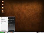 Foto del escritorio de Guano usando elementos de LXDE
